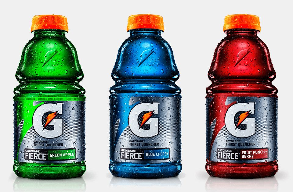 Gatorade Fierce Collective Gatorade, Sports drink