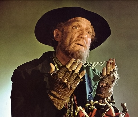 ron moody gunsmoke