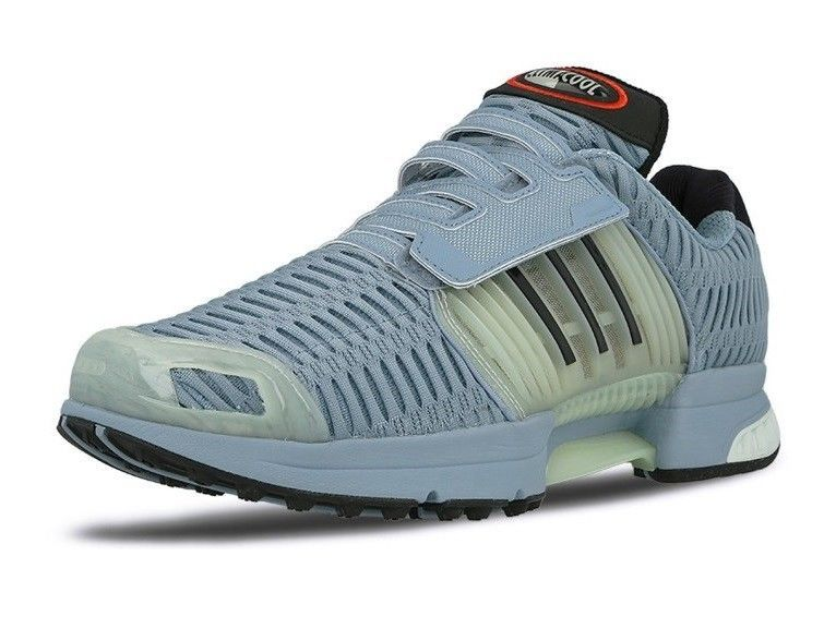 b816f25b38c7 Adidas Originals Climacool 1 Strap Up Mens Shoes Clima Cool Running Shoes  Blue  fashion
