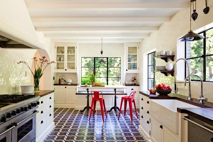 Best Suzie Jessica Helgerson Interior Design Vintage Kitchen 640 x 480
