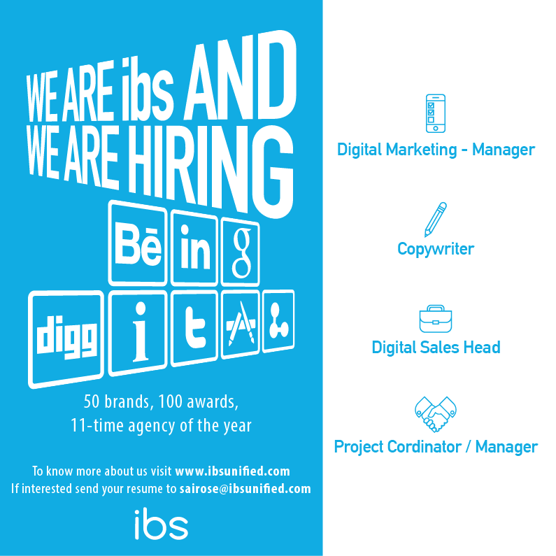 Being Digital! #ibs An award winning digital media company is now ...