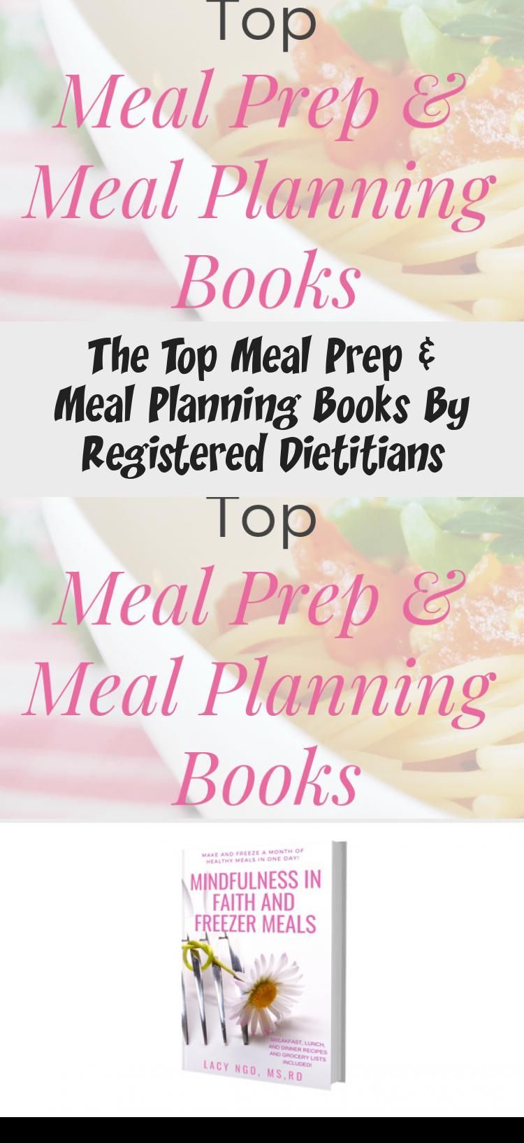 Top healthy meal prep adn meal planning books written by registered dietitians  Top healthy meal prep adn meal planning books written by registered dietitians