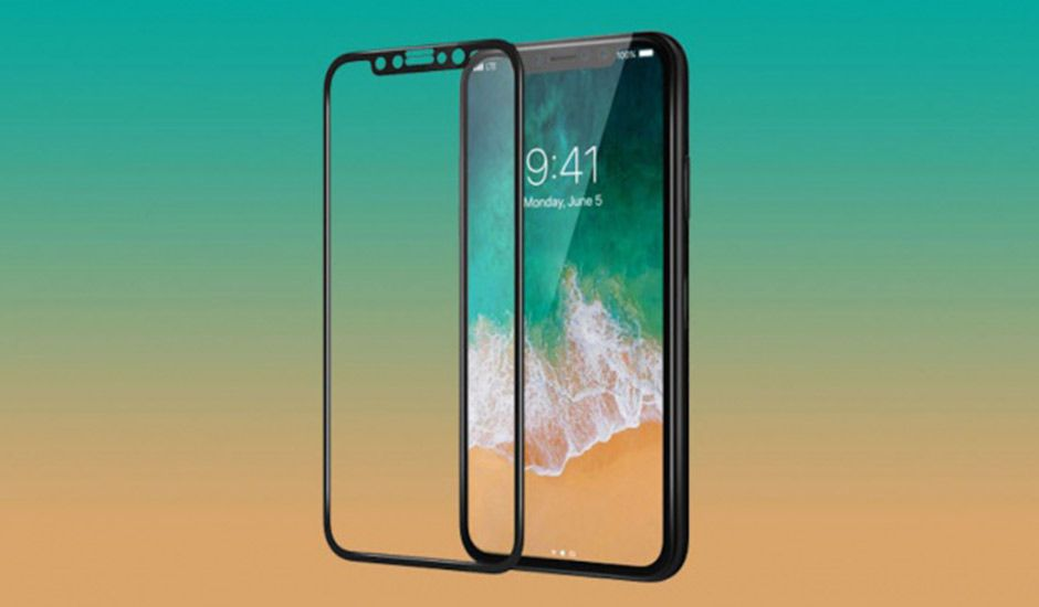 Repairing the iphone x screen costs the same as a new