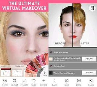 Best 4 Hairstyle Apps For Android Mobile Hairstyle App Cool