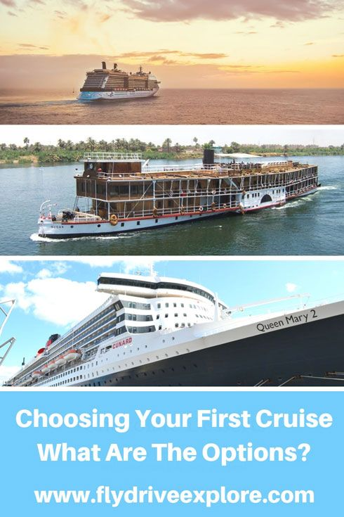 Choosing Your First Cruise Holiday