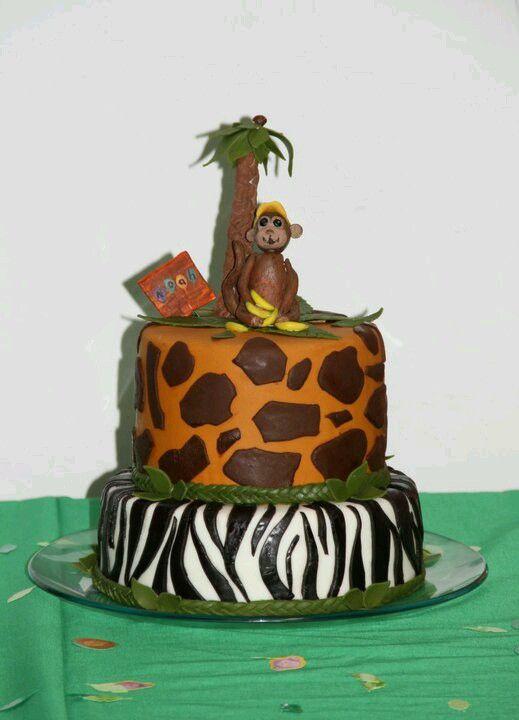 Boy's Birthday cake...