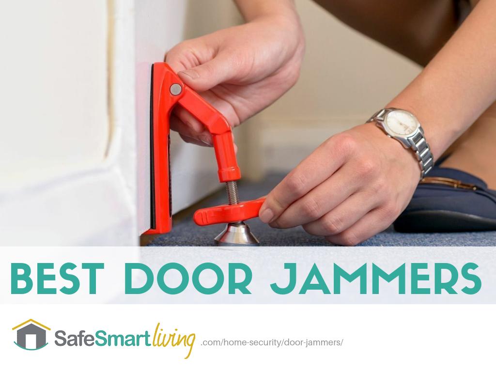 Best Door Jammer: How To Secure A Door From Being Kicked ...