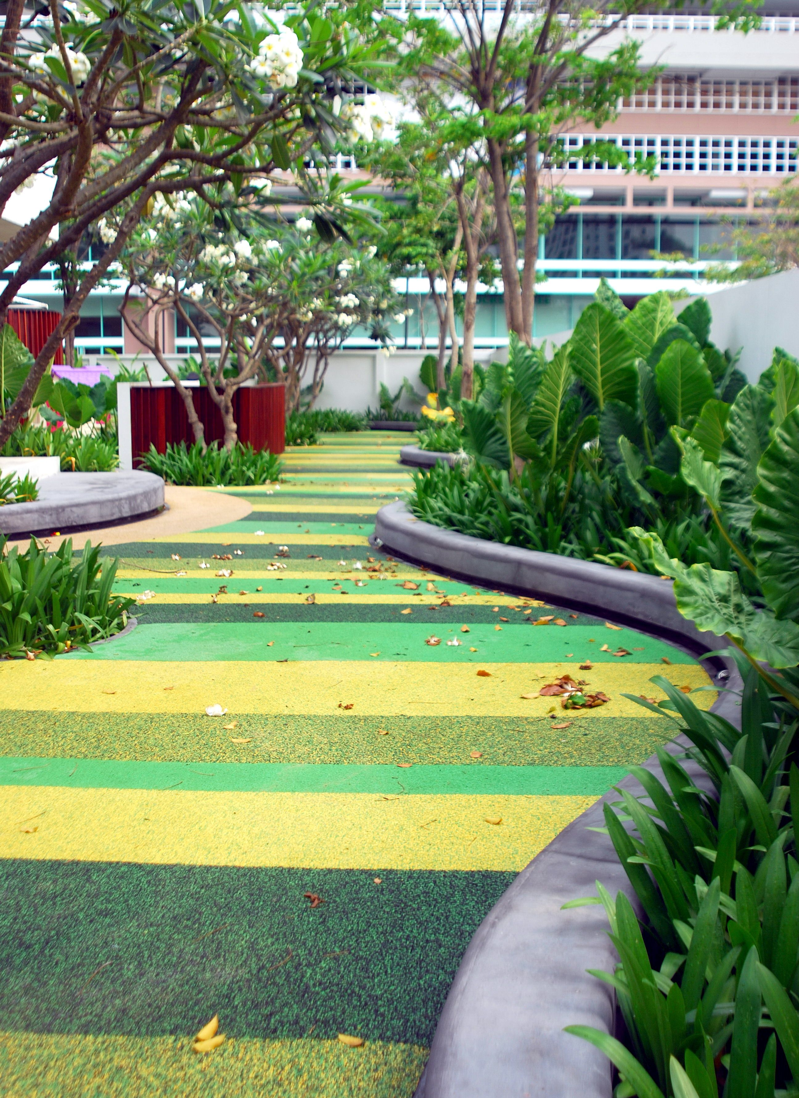Super Garden Explores The Senses To Accelerate The Learning Of Kindergarten Children