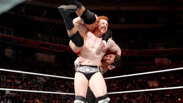 WWE.com: Sheamus vs. Wade Barrett – Beat the Clock Challenge: photos #WWE