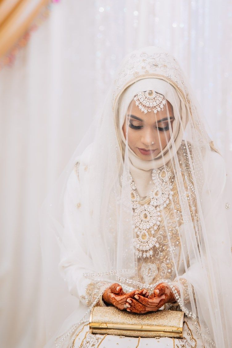hijab brides who slayed it hijab bride muslim wedding dresses