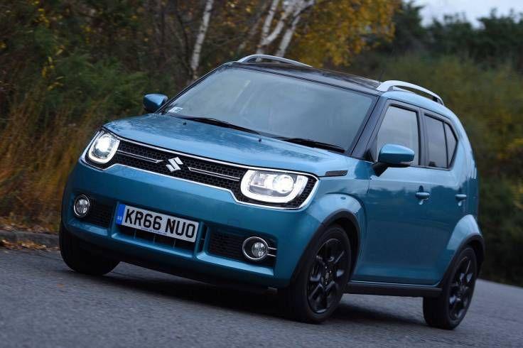 Suzuki Ignis Mobil