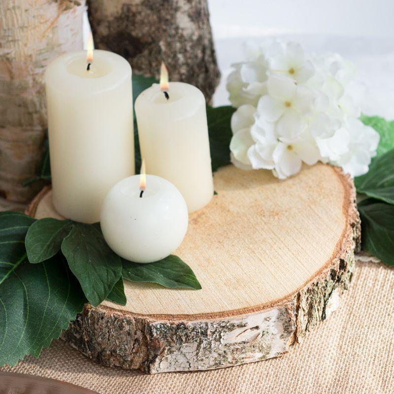 Deko Baumscheibe 25cm aus Holz bestellen  Meine