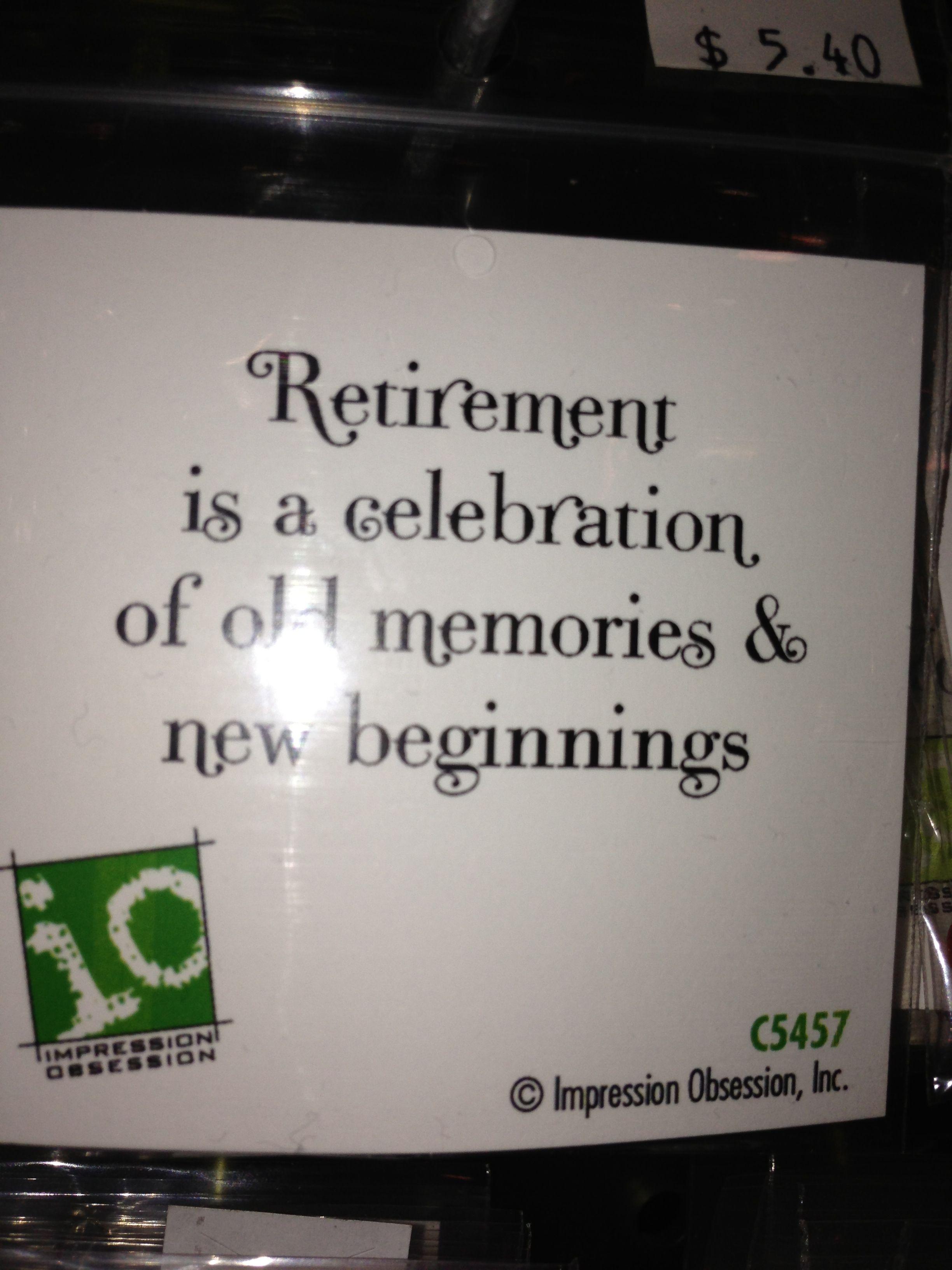 Old Memories And New Beginings Retirement Pinterest