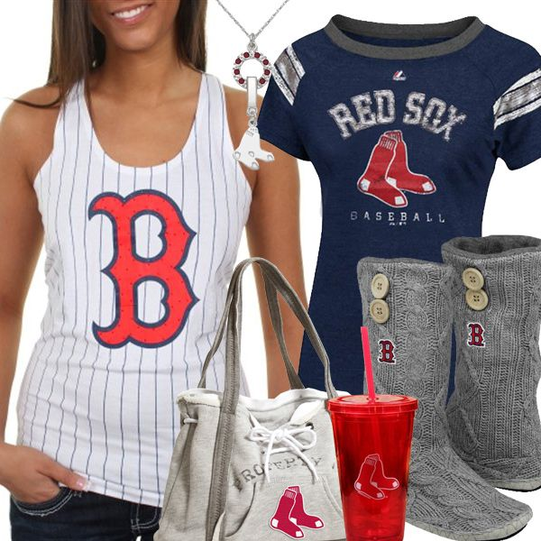 02dfbdd5dd2 Cute Boston Red Sox Fan Gear