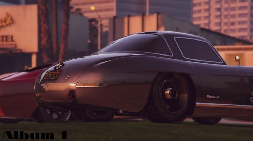 Album 1- gray steals . . . . . . . .  gray   steal  classics   classiccars   mersadies   stancenation   stance   clean  sunset   oldcar   tucked   low  lowered   gtaphotos   gta  gtaphotography   photographycar   snapmatic   photographer   gamephotography #lowalbum
