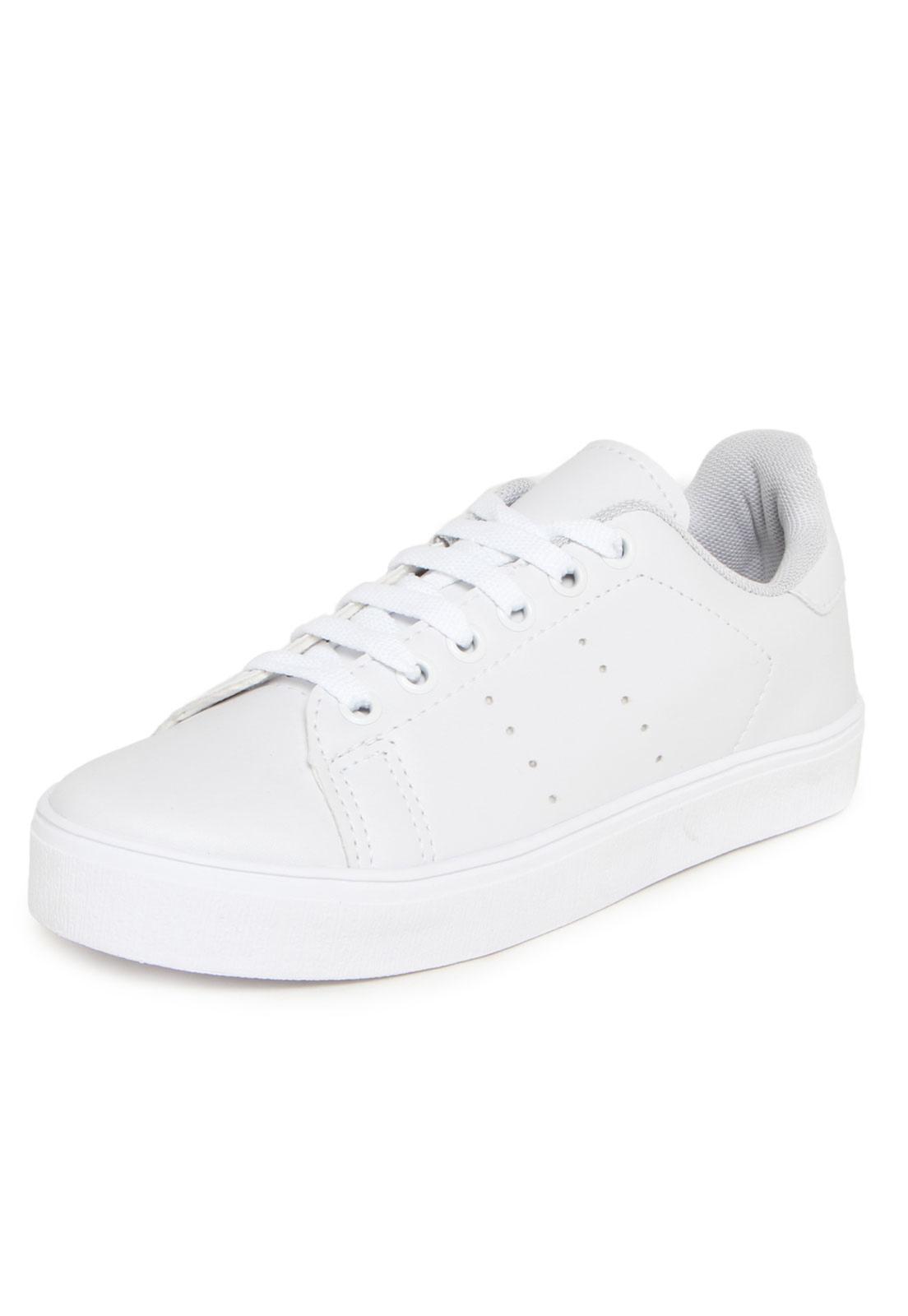 fb10aa094 Tênis DAFITI SHOES Fosco Branco em 2019 | Products | Adidas sneakers ...