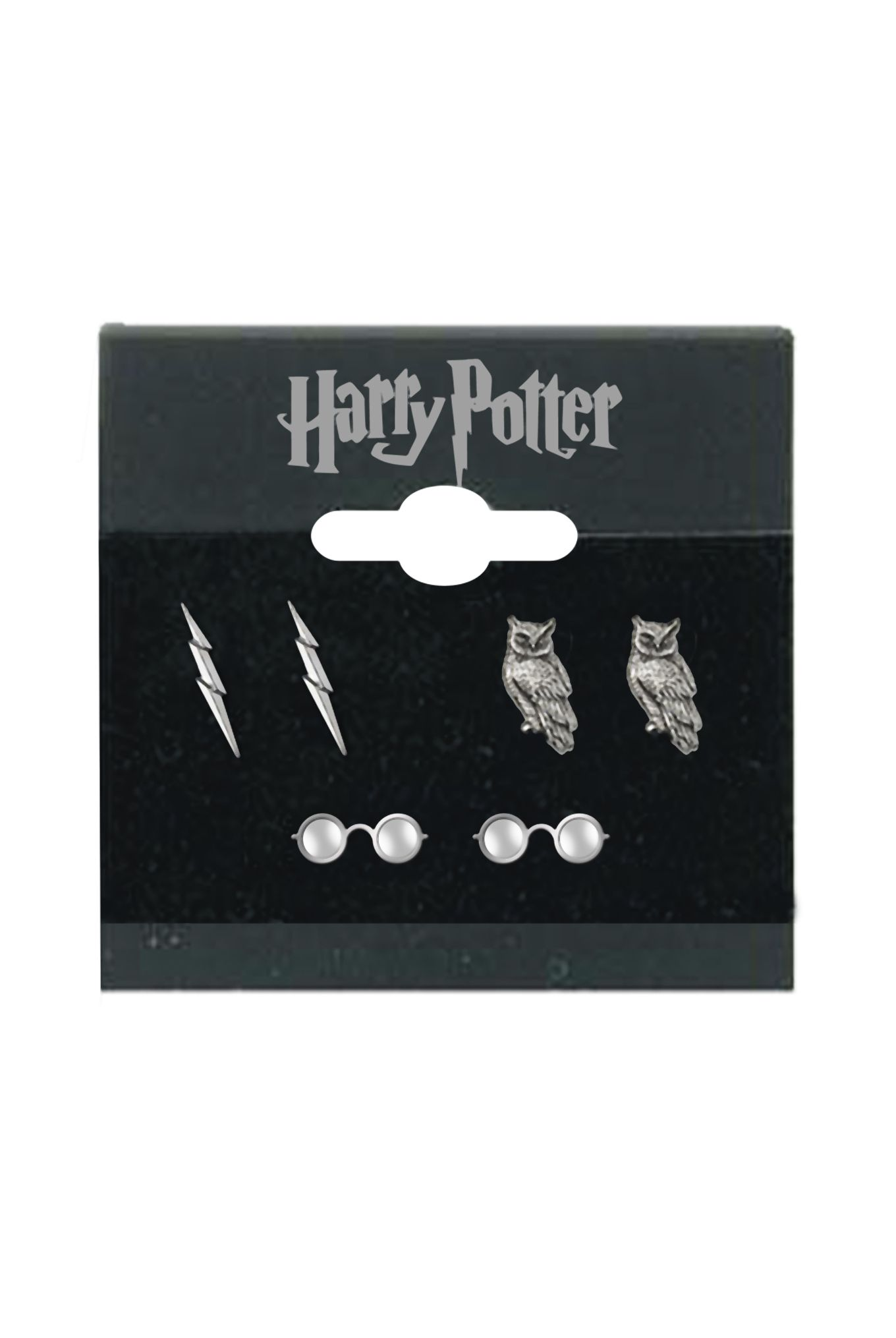 Harry Potter Stud Earrings 3 Pairs Hot Topic Harry Potter How