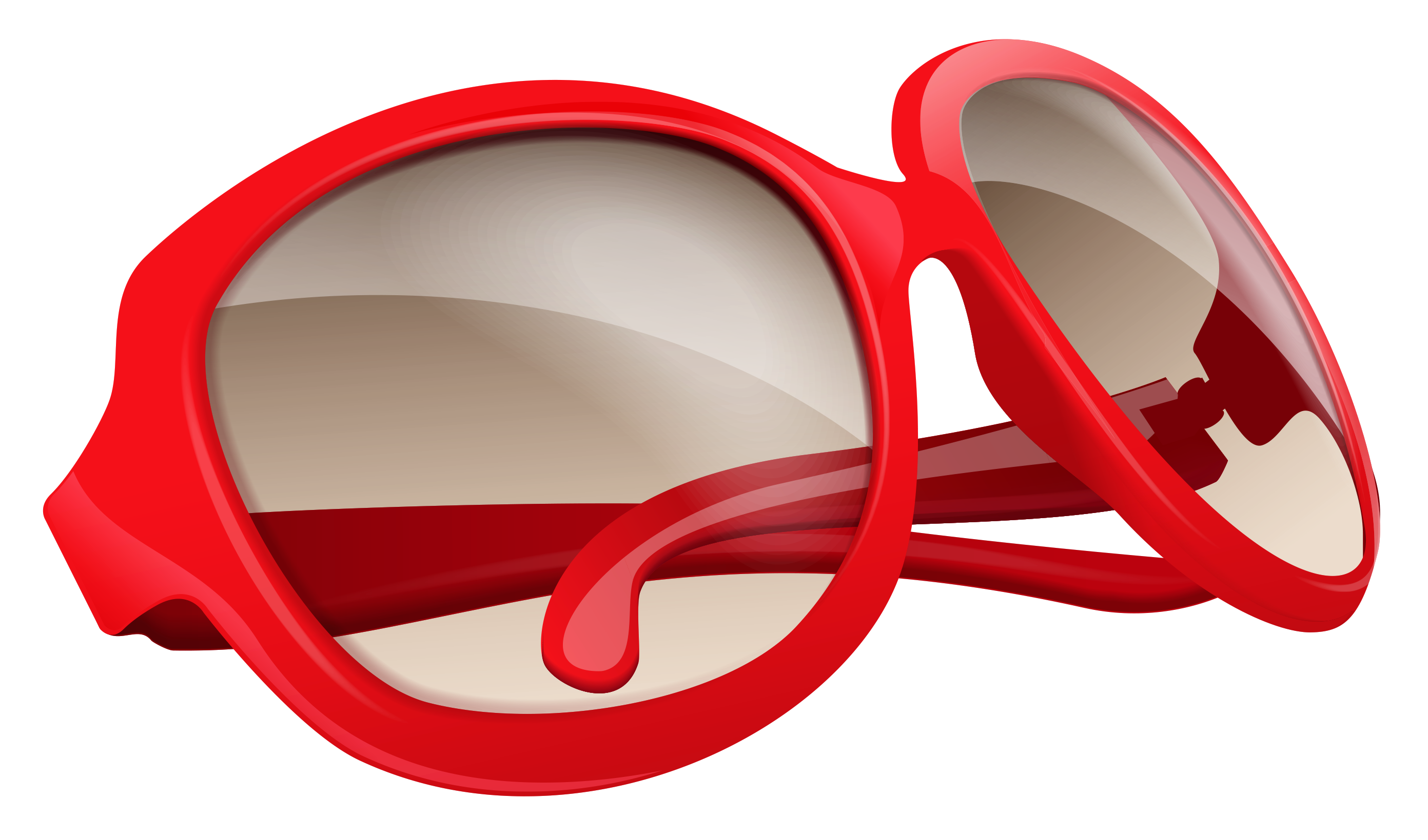 Red Sunglasses Image