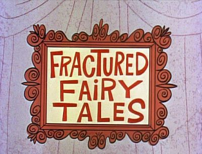 Image result for fractured fairy tales logo