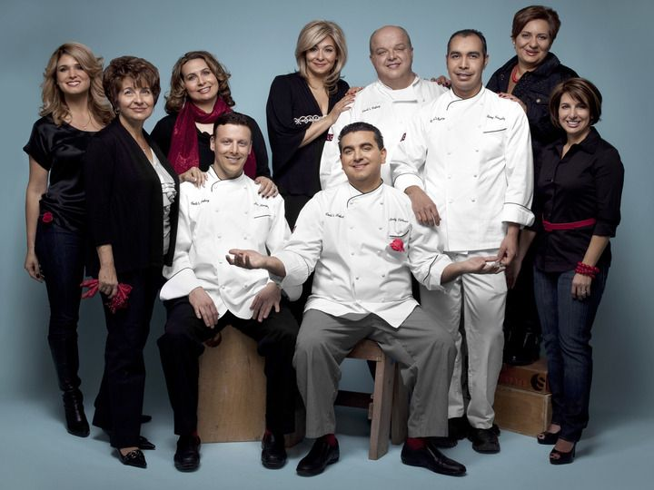 Cake Boss Buddy Valastro is back with more overthetop treats in