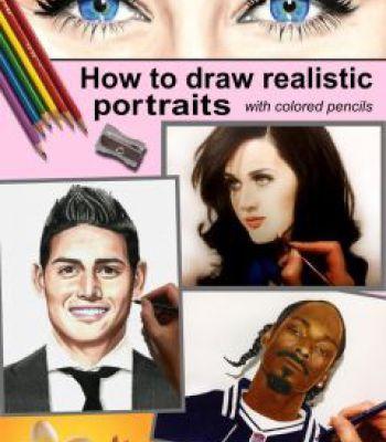 How To Draw Realistic Portraits PDF | ❤️ to Draw