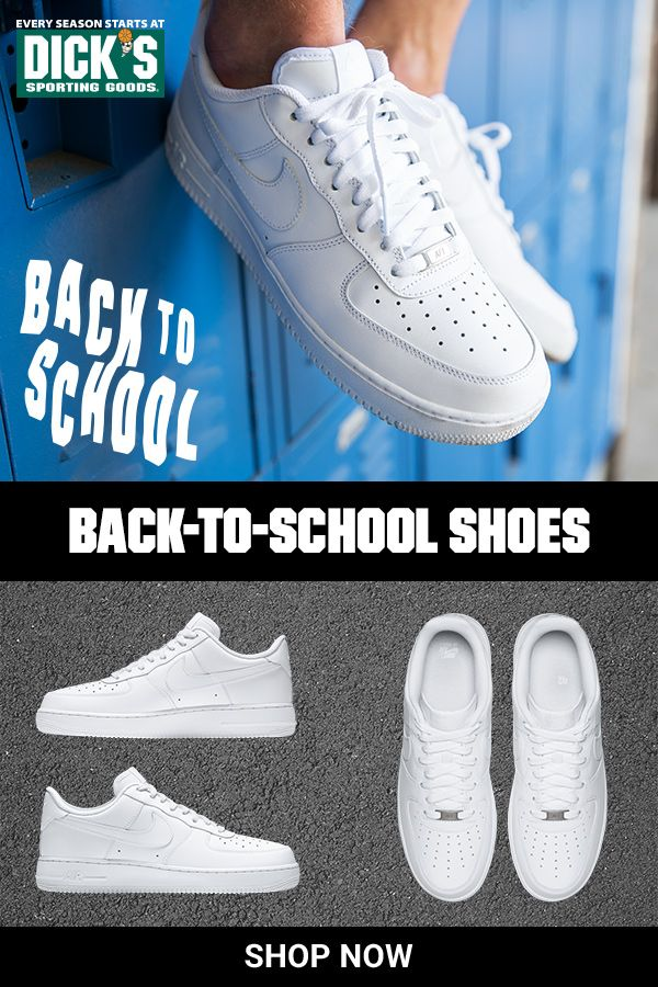 Nike Air Force 1 Shoes | Best Price Guarantee at DICK'S