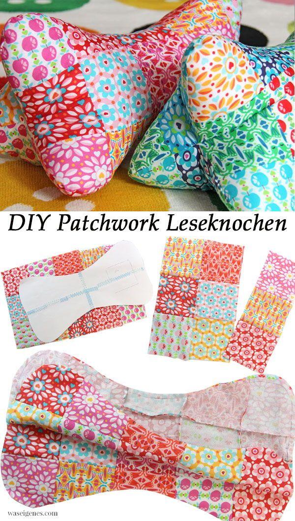Os de lecture patchwork bricolage | coudre et se faire   – German Blogger *DIY*