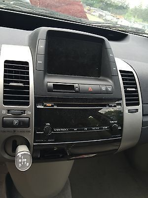 05 06 Toyota Prius Climate Screen Information Center Central Instrument Display