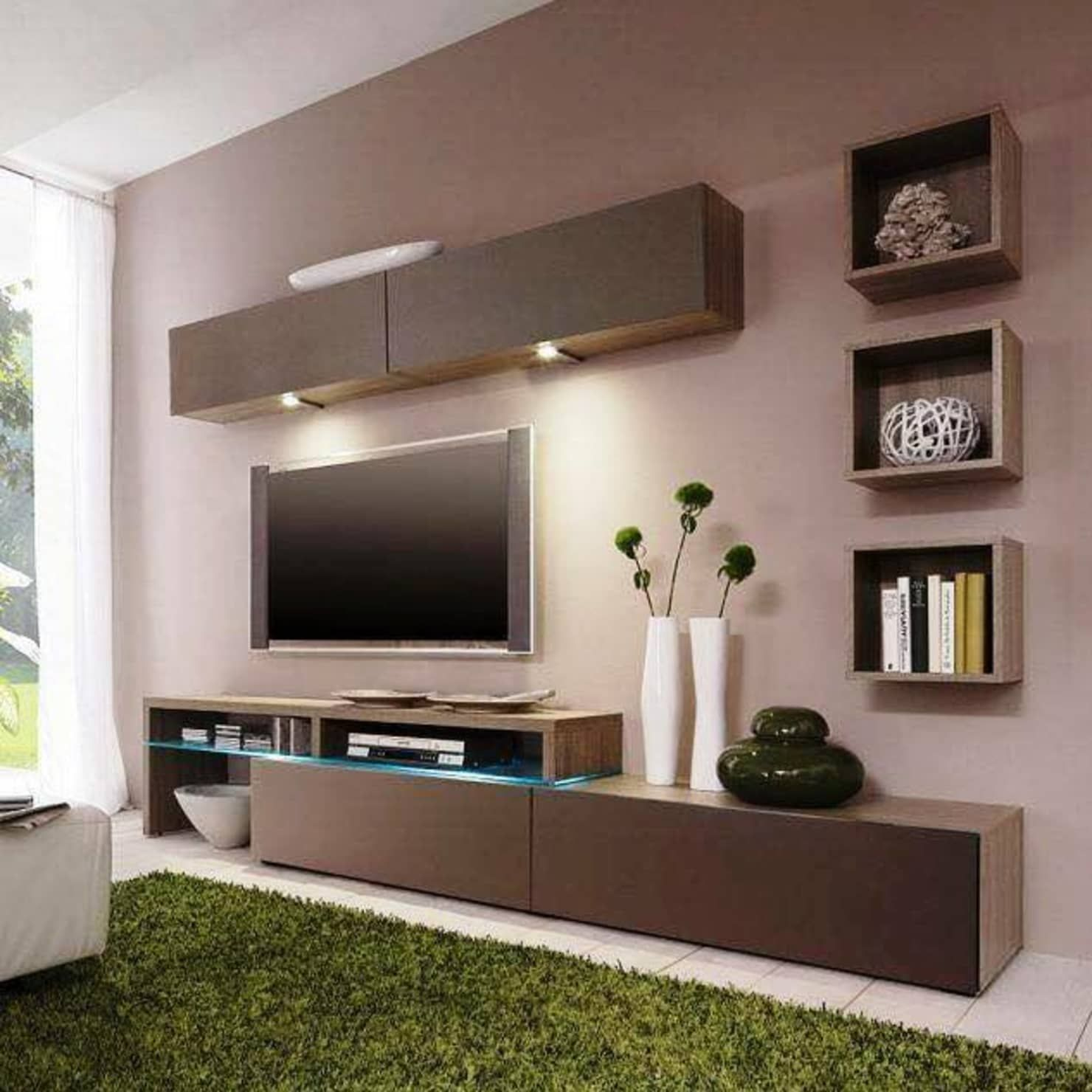 Modern Tv Cabinet Wall Unit Living Room Innoire Design Living Roomtv Stands Cabinets Homify Living Room Tv Cabinet Living Room Modern Living Room Tv Wall