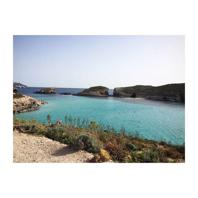 Blue Lagoon #Comino #Malta #May2015