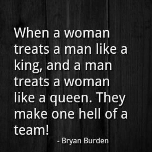 a real woman treats her man quotes - photo #35