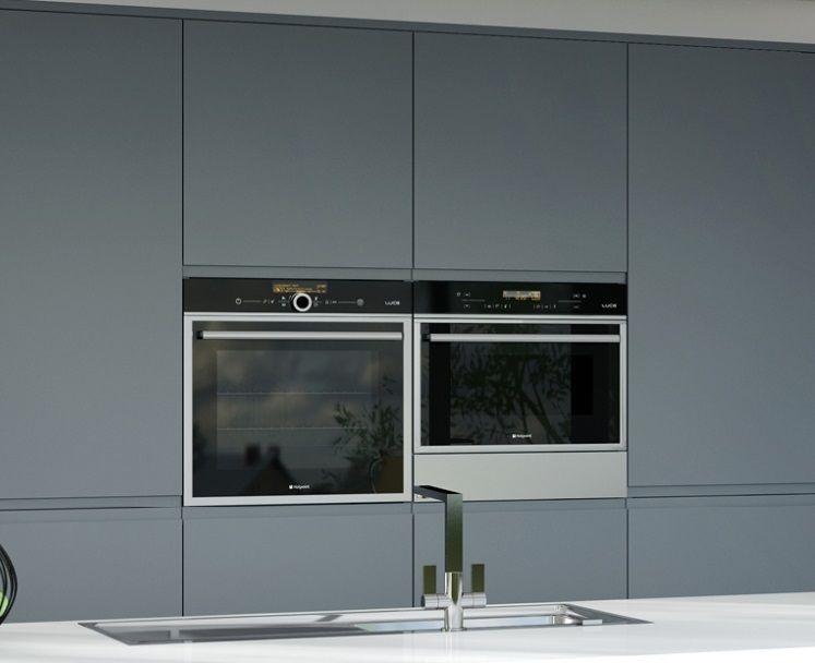 Impressive Acrylic Cabinet Doors Design