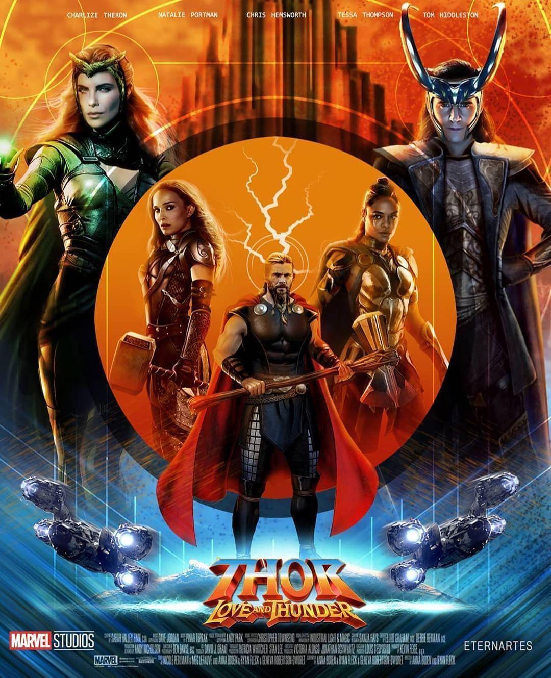 Set Photos Speak Volumes The Return Of Asgard In Thor Love And Thunder In 2021 Thor Marvel Avengers Marvel Phases