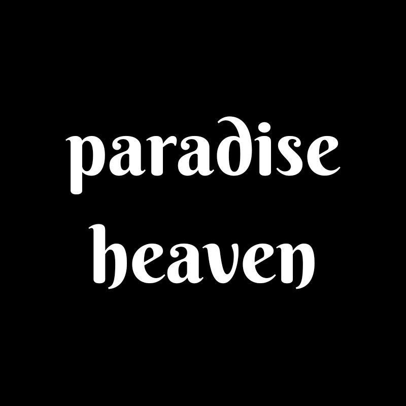 synonyms #paradise #nouns | English Words | Logos, English