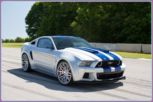 Check Out The Cars In Need For Speed With Images Ford Mustang