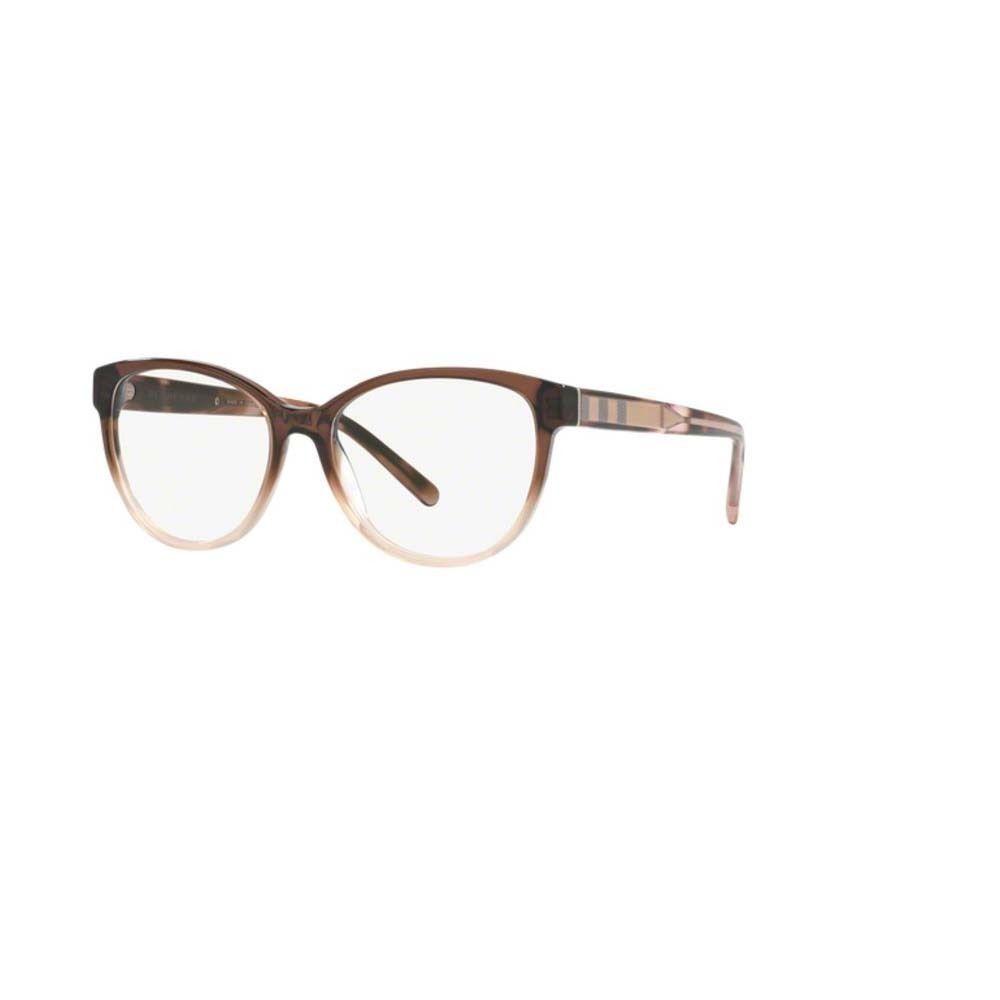 Burberry BE2229 3597 Gradient Pink Phantos Eyeglasses w/ 52mm Lens ...
