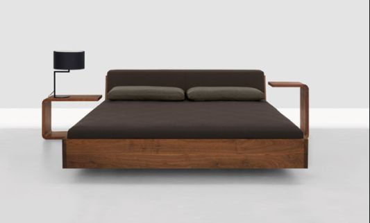 Best Modern Minimalist Wooden Beds Ideas Inspiracja 400 x 300