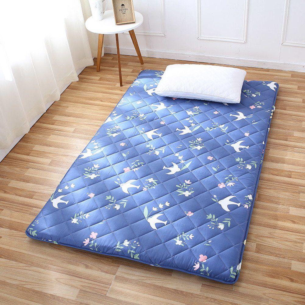 JL&LU Thick Tatami Mattress,Foldable Breathable Sleeping