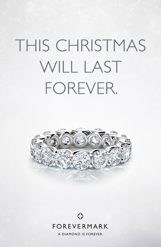 Symbolize Your Never Ending Love With Forevermark Diamond Jewelry