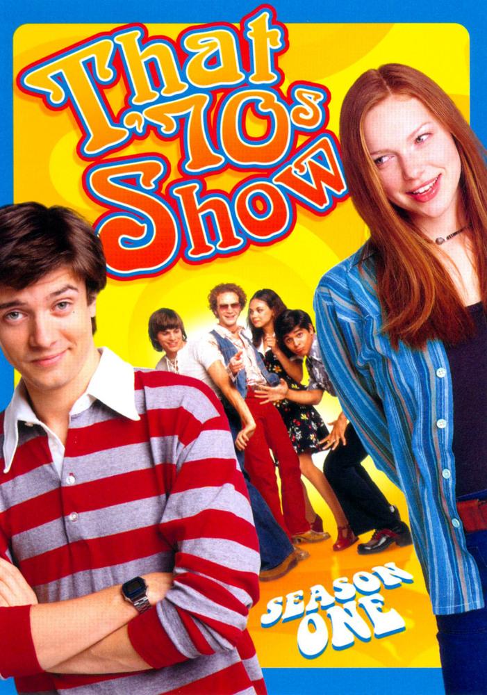 That 70s Show Season One 3 Discs Dvd That 70s Show 70