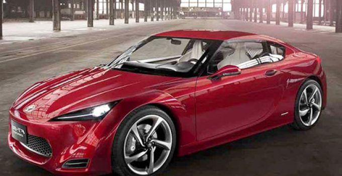 2019 Toyota Mr2 Spyder Concept And Release Date