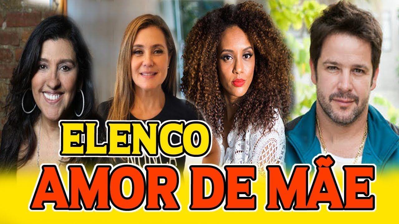 Amor De Mae Elenco Da Nova Novela Das 9 Novelas Amor De Mae