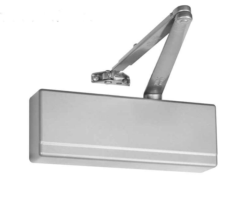Sargent 281 Ps Tb En Surface Door Closer Heavy Duty Parallel Arm With Positive Stop Thru Bolts Closed Doors Closer Surface