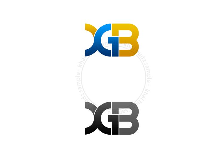 3 letter logo