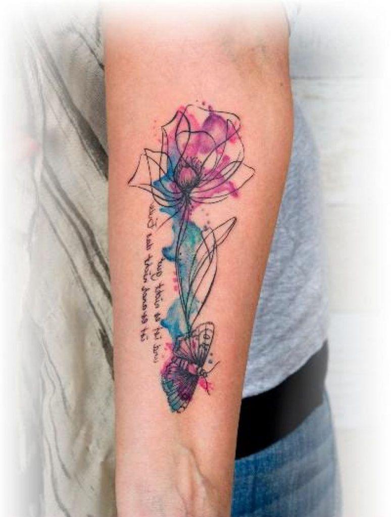 пин от пользователя Best Tattoos на доске Watercolor Tattoo