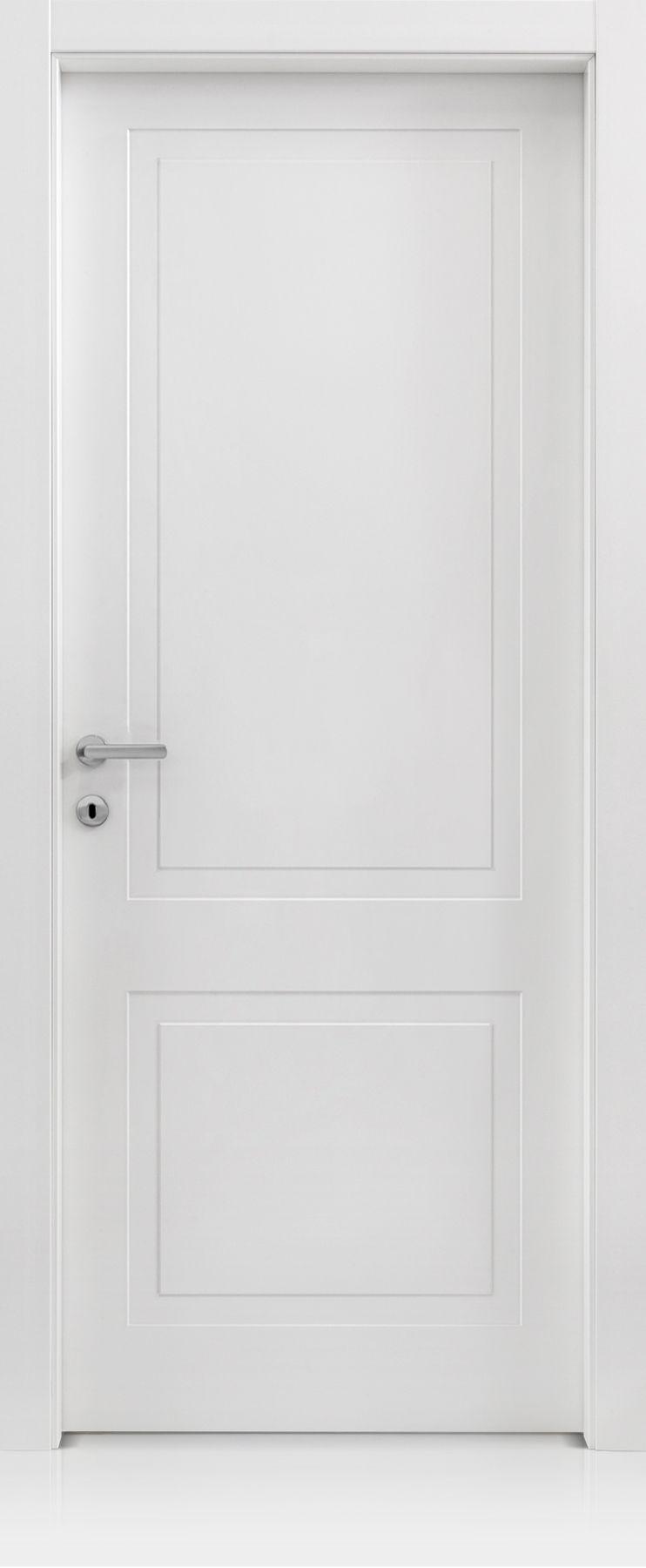 Ferrero Legno Porte / Collezioni FL / Mixy / 2 / Bianco | Doors ...