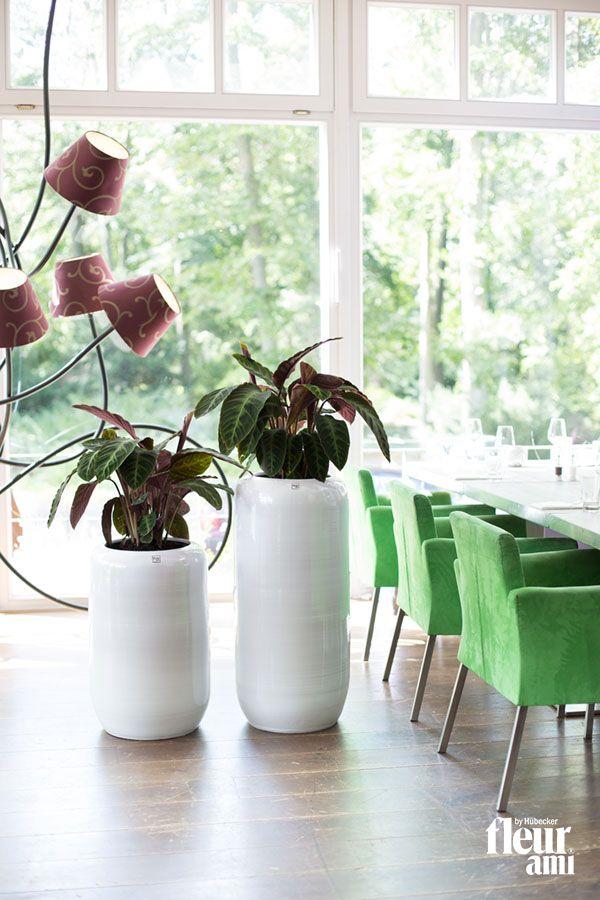 GLAZE planters by fleur ami ▪ Pflanzenkübel von fleur ami