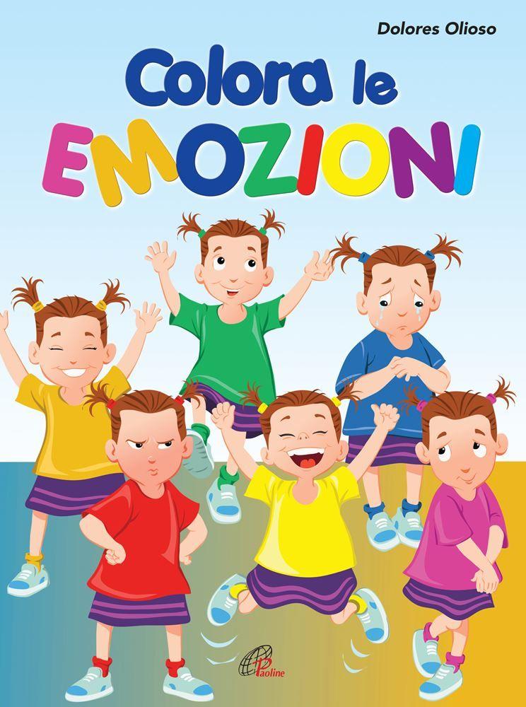 Per affrontare con i bambini dai 4 ai 7 anni il tema delle emozioni e dei sentimenti... ASCOLTA e ACQUISTA: http://libreria-online.paoline.it/schedaProdotto.aspx?idp=8019118042552