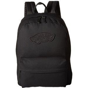 b7e3b2b82e0e1 Vans Realm Backpack (Onyx) Backpack Bags Vans Rucksack