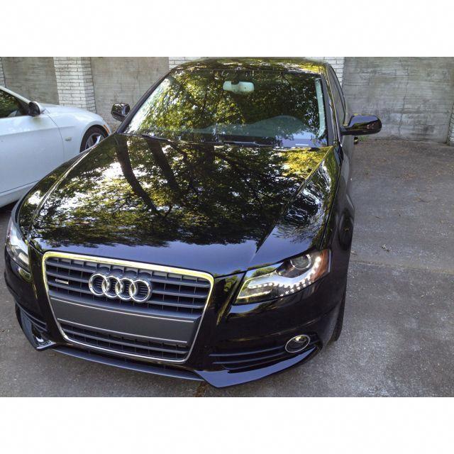 "New Car! 2012 Audi A4 Quattro S-line #""audia4"""
